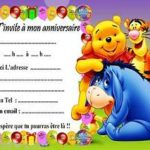 carte anniversaire animee winnie l'ourson