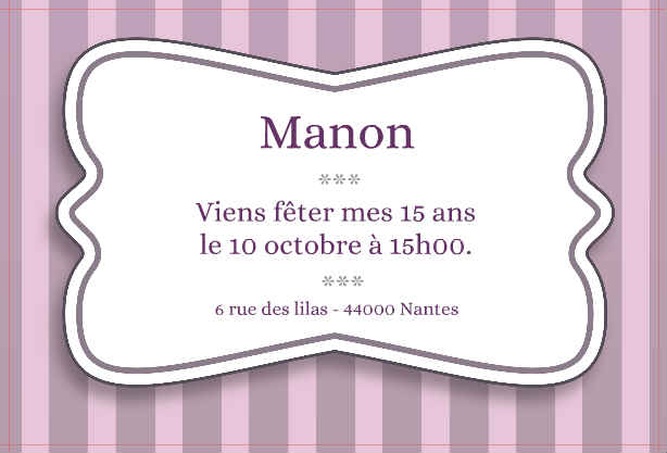 photo carte anniversaire gratuite fille 13 ans. Black Bedroom Furniture Sets. Home Design Ideas