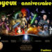 carte anniversaire star wars