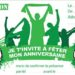 carte anniversaire animee football